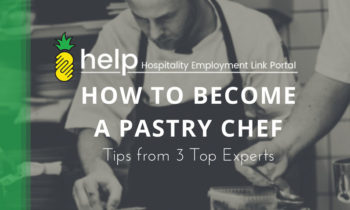 How to Become a Pastry Chef – Tips from 3 Top Experts