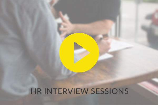 HR Interview Sessions
